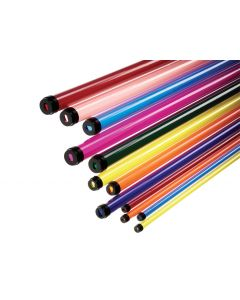 Pre-assembled Fluorescent Tube Colour Sleeves